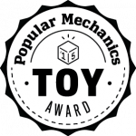Popular Mechanics 2015 Toy Award logo