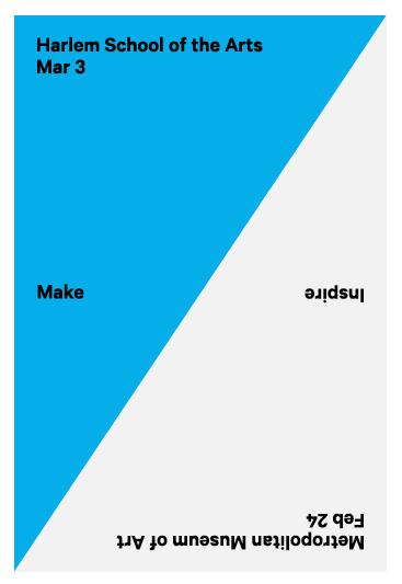 AIGA Inspire:Make Workshop