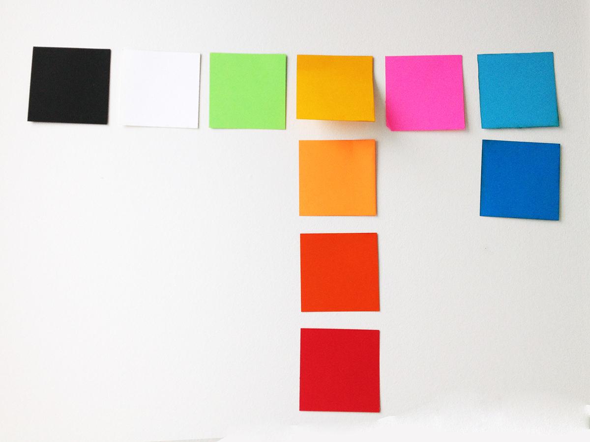 color post-itLR