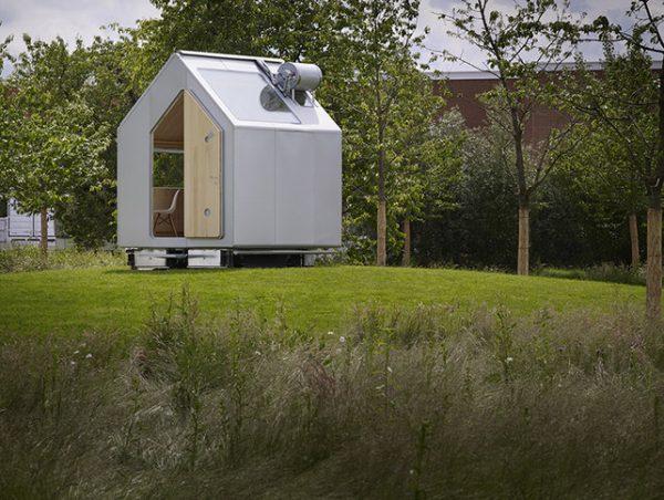 Vitra Campus Renzo Piano Pavillion