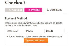 Dwolla Checkout