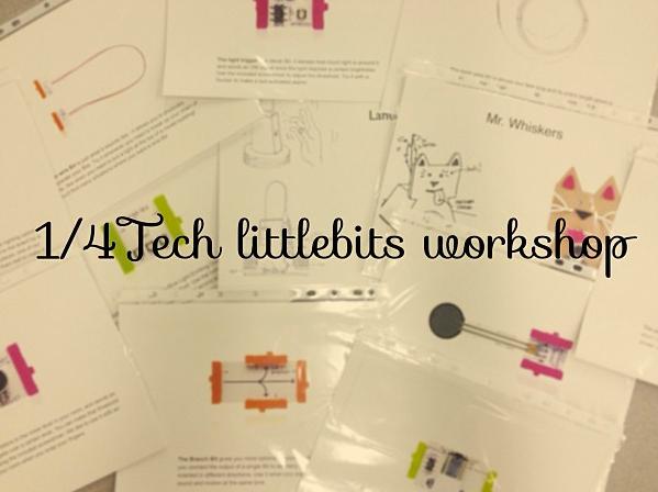 littleBits workshop