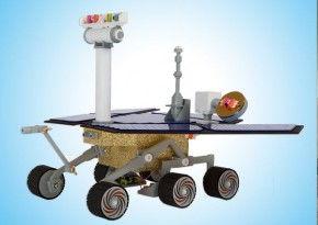 Space Kit Mars Rover