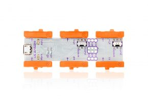 littleBits Arduino at Heart module