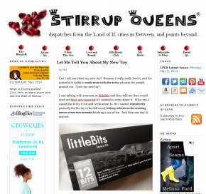Stirrup Queens Space Kit Post