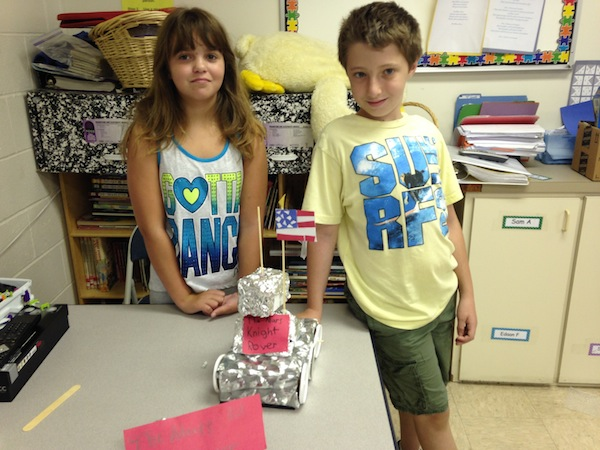 knight rover kids