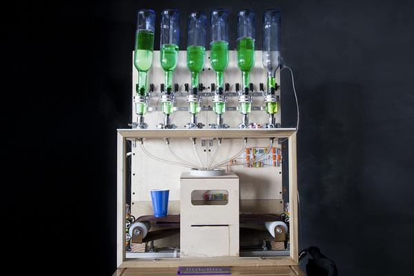 littlebits drinkerbot