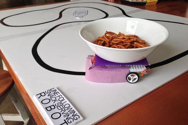 Snack Robot