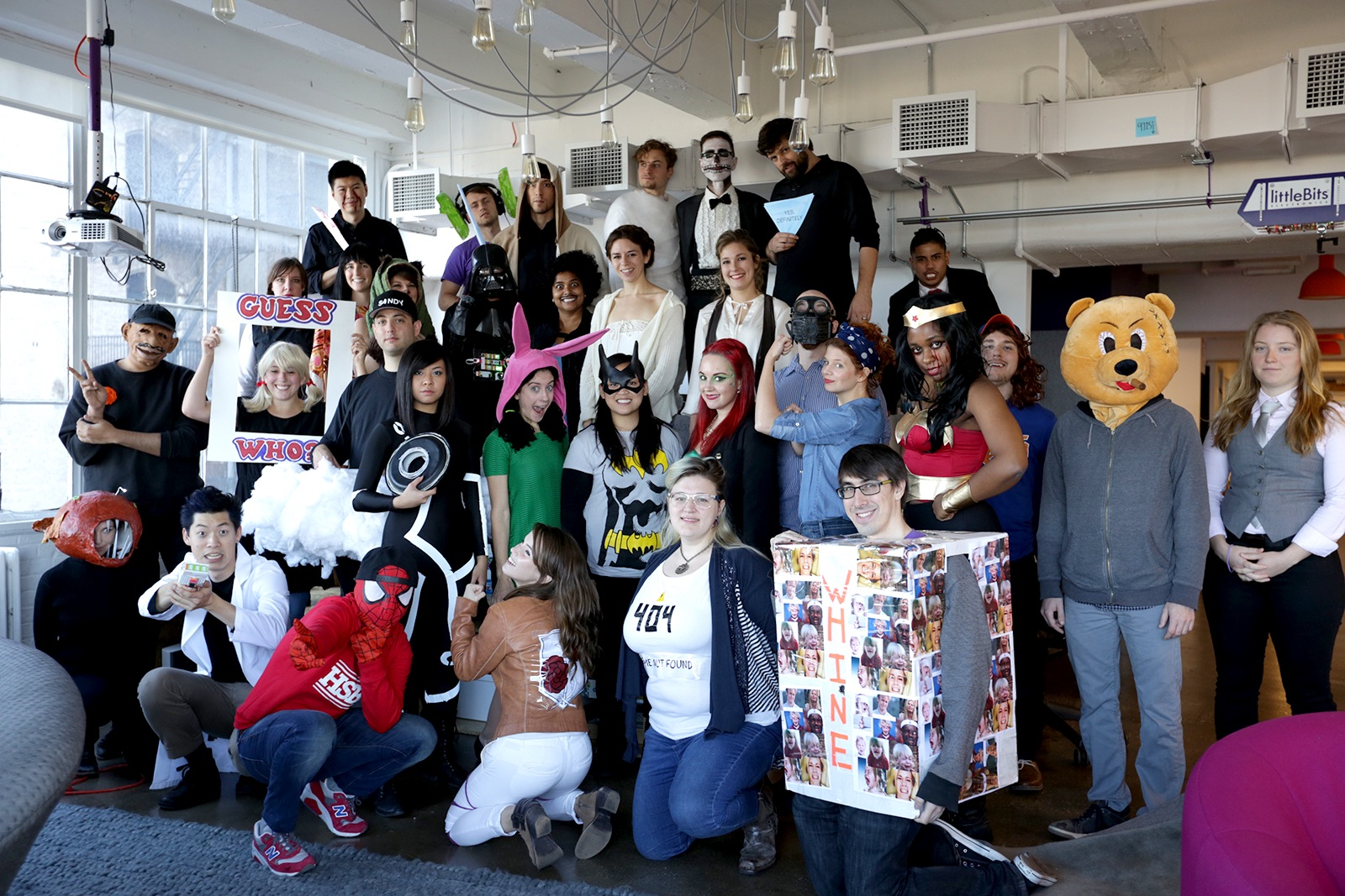 halloween at office