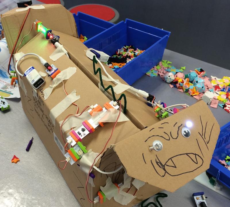 littleBits Powered Animal