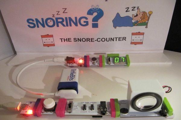 snorecounter
