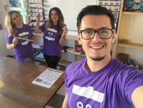 Kosovo Chapter in Purple