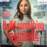WIRED UK Cover Ayah Bdeir