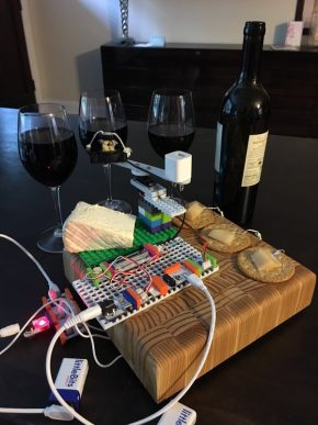 Cheeseboard keyboard