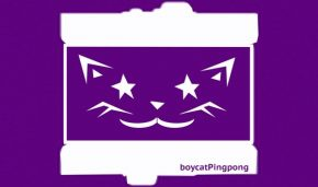 boycat pingpong icon