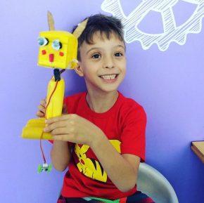 Eduardo and his Pikachu