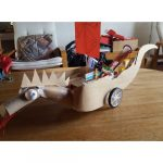 dragon party boat