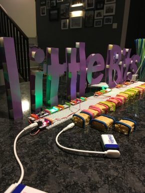 littleBits adorable logo
