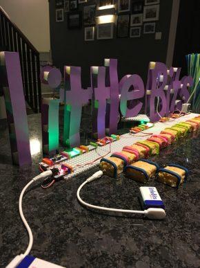 littleBits adorable logo