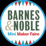 Barnes & Noble Mini Maker Faire logo