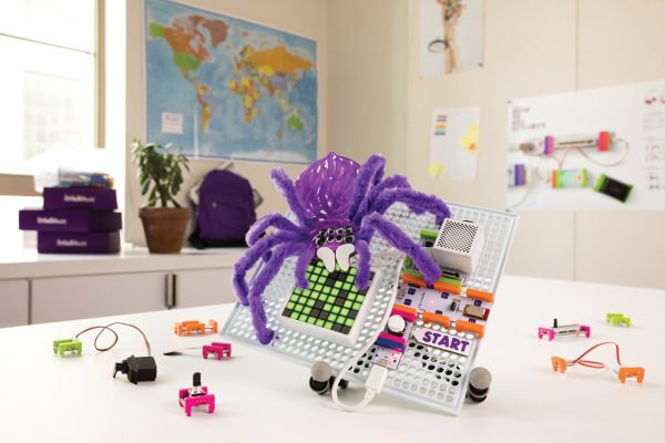 littleBits Code Kit Hot Potato...of Doom