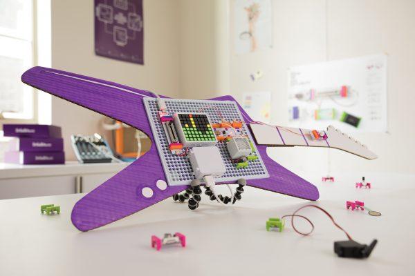 littleBits Code Kit Rockstar Guitar