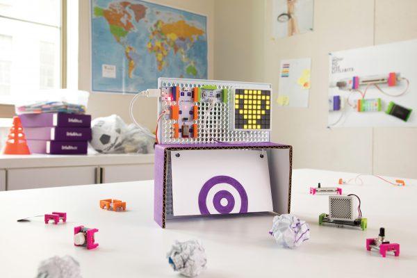 littleBits Code Kit Ultimate Shootout